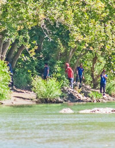 Miraç, Dicle Nehri'nin dibinde aranıyor