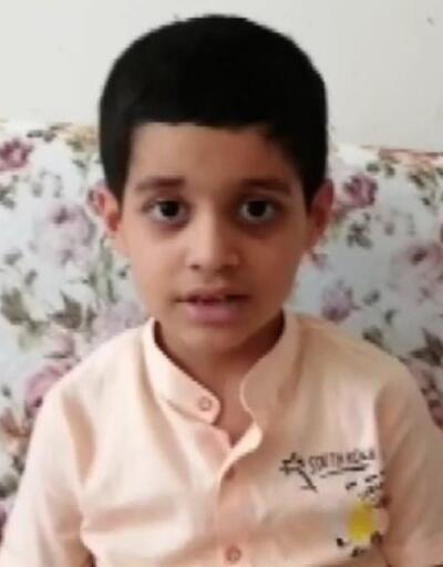 Küçük Taha'nın beynindeki tümör yüzde 35 küçüldü   Video