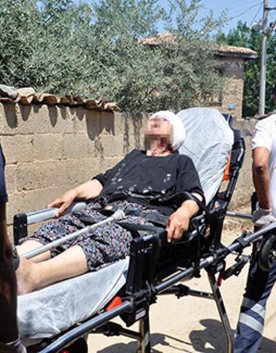 76 yaşındaki eşini pompalı tüfekle yaralayıp, intihar etti