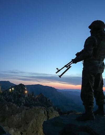 MSB: 1 PKK'lı teslim oldu