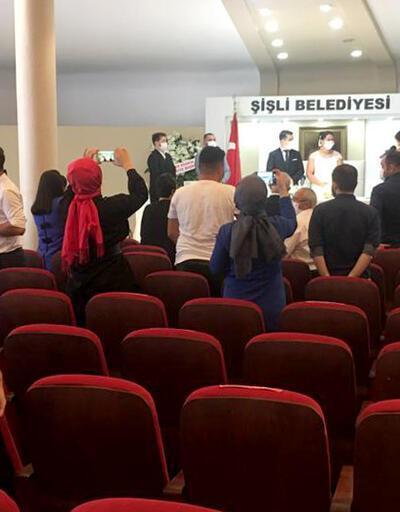 İstanbul'da nikah salonlarında denetim