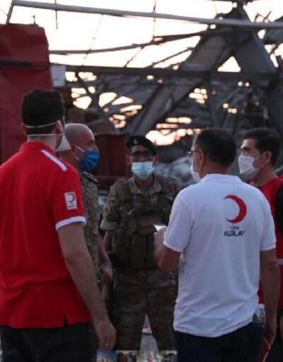 Türk Kızılay'dan Beyrut için yardım kampanyası