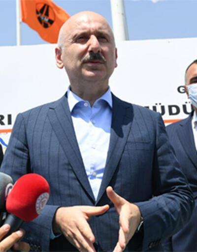 Bakan Karaismailoğlu: Her alanda güçlü Türkiye ve güçlü ekonomi