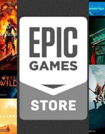 Epic Games Store'un ücretsiz oyunları