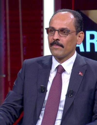 Son dakika! Cumhurbaşkanlığı Sözcüsü İbrahim Kalın: Güveni sarsan Yunan tarafıdır   Video