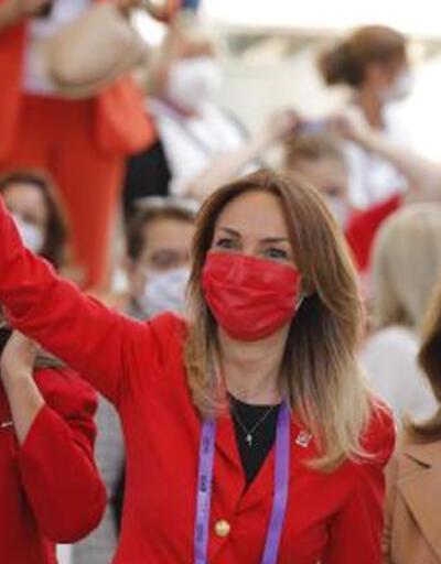 CHP Kadın Kolları Genel Başkanlığı'na Aylin Nazlıaka seçildi