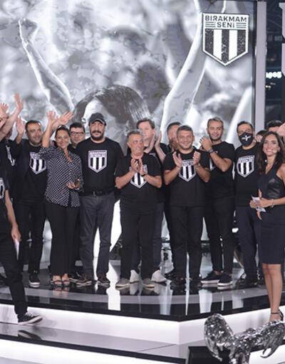 Beşiktaş Sevdalıları Kanal D ekranında buluştu!