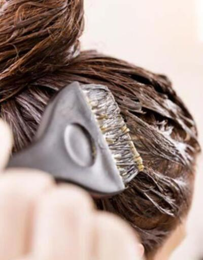 'Saç boyası' uyarısı