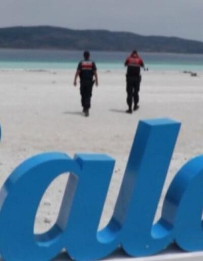 Salda'da koruma alanı büyütüldü, yapılaşmaya engel olundu | Video