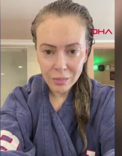 ABD'li ünlü Hollywood yıldızı koronavirüsün etkisini hayranlarıyla paylaştı | Video