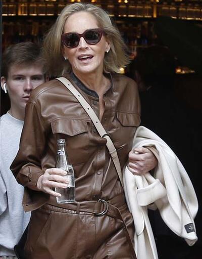 Sharon Stone: Yıldırım çarptı, boğazım kesildi ve felç geçirdim