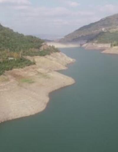 Son Dakika: Barajlardaki su seviyesi düştü  | Video