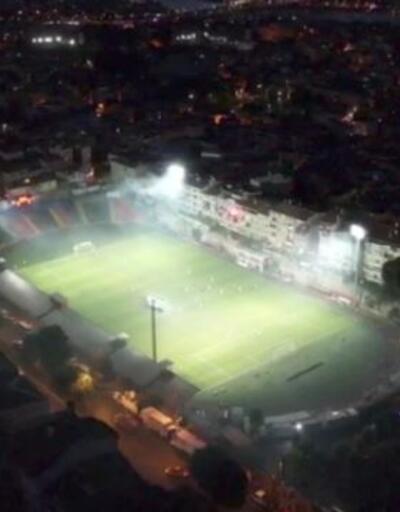 Son Dakika: Tarihi stadyumdan Süper Lig'e | Video