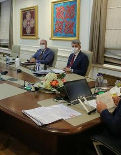 Bakan Soylu, valilerle toplantı yaptı