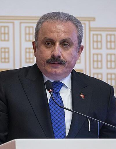 TBMM Başkanı Şentop'tan 'Doğu Akdeniz' tepkisi
