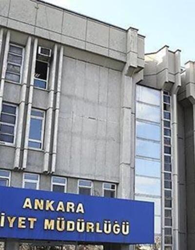 Ankara Emniyet Müdürlüğü'nde görev değişikliği
