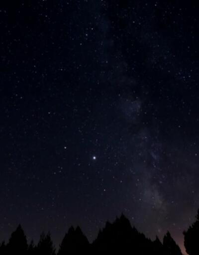 Son Dakika Haberleri: Meteor yağmurunu Erciyes Dağı ve Yedigöller'de izlediler | Video