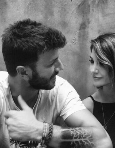 Rojda Demirer'e romantik kutlama