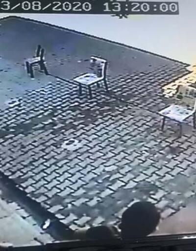 5 yaşındaki çocuk 4'üncü kattan düştü