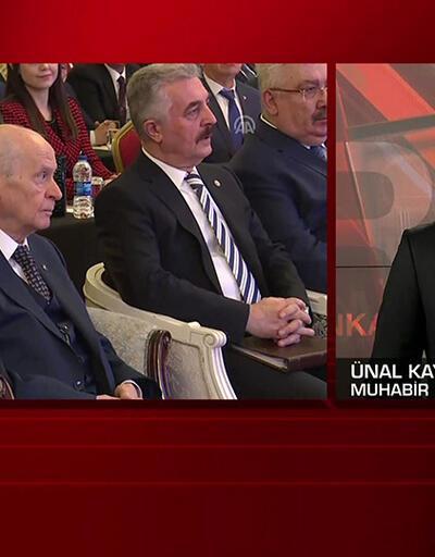 Son Dakika: Bahçeli CNN TÜRK'e konuştu! İnce ve CHP için ne dedi? | Video