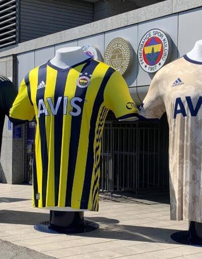 Fenerbahçe formaları rekor kırdı