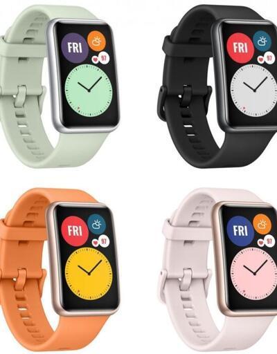 Huawei Watch Fit uygun fiyatıyla dikkat çekiyor