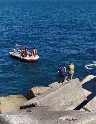 Son dakika... Denizde 1. Dünya Savaşı'ndan kalan top mermisi bulundu