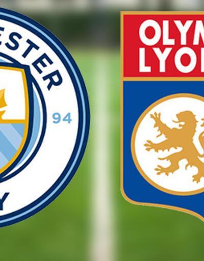 Çeyrek final! Manchester City Lyon Şampiyonlar Ligi maçı hangi kanalda izlenecek?