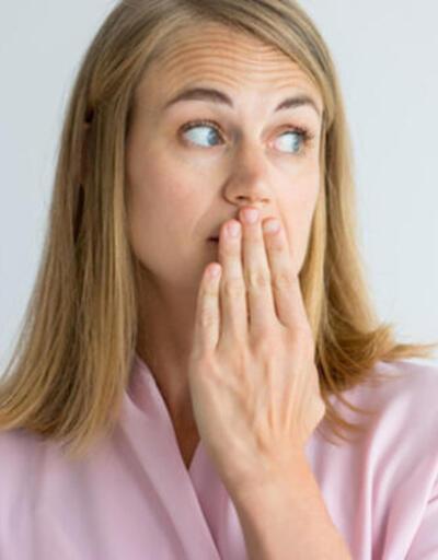 Ağzın koktuğunu nasıl anlarız?