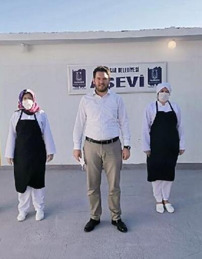 Pınarhisar Belediyesi tarafından aşevi kuruldu