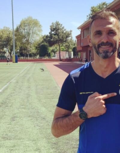 Ekrem Ekşioğlu Fenerbahçe'de göreve başladı