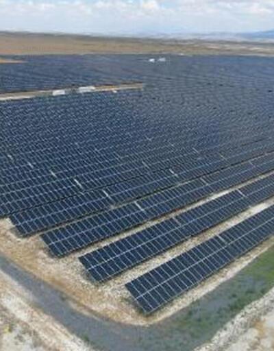 Türkiye'nin güneş enerjisi üretim üssü açılıyor