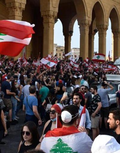 Lübnan'ın başkenti Beyrut'ta OHAL uzatıldı
