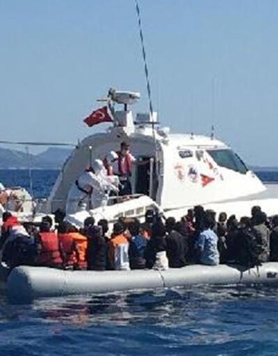 Yunanistan tarafından ölüme terk edildiler! 125 göçmen kurtarıldı