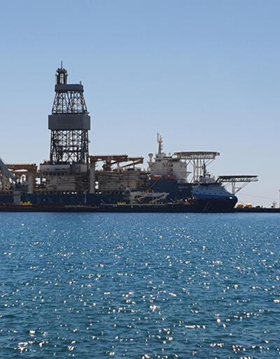 Son dakika: Sondaj gemisi 'Kanuni' Akdeniz'e açılıyor   Video