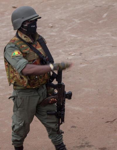 Son dakika! Mali'deki darbe girişimiyle ilgili Dışişleri'nden açıklama