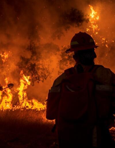 ABD'de yangın kabusu sürüyor: Olağanüstü hal ilan edildi