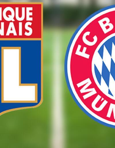 Şampiyonlar Ligi Lyon Bayern Münih maçı hangi kanalda şifresiz ve canlı izlenecek?