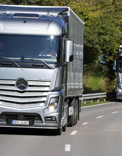Tüm kamyonlar Aksaray'da testten geçecek