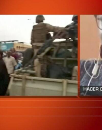 Son dakika! Mali'deki son durumu Hacer Diarra CNN TÜRK'te anlattı