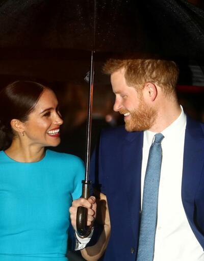 Meghan Markle ve Prens Harry'nin gizli Hollywood projesi