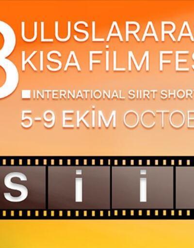 Siirt 3. Uluslararası Kısa Film Festivali'ne başvurular başladı