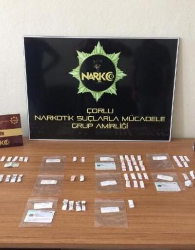 Tekirdağ'da uyuşturucu kullanan 15 kişi hakkında işlem yapıldı