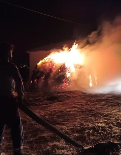 Son Dakika Haberleri: Yüksekova'da korkutan yangın | Video