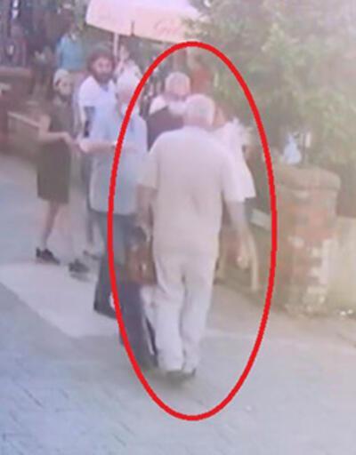 Kadınlara bıçak çekti, vatandaş tepki gösterince polise sığındı