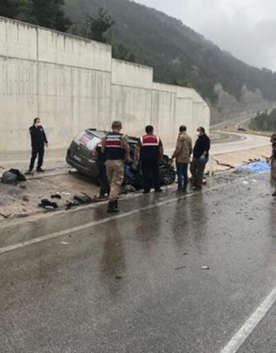 Tokat'ta TIR ile otomobil çarpıştı: 3 ölü, 5 yaralı