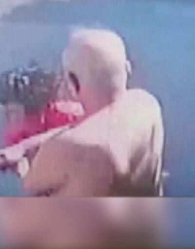 7 yaşındaki çocuğu darbetti, yüzüne anahtarla vurdu | Video