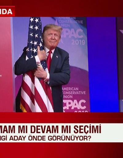 Son Dakika Haber: ABD seçim anketlerinde kim önde? | Video