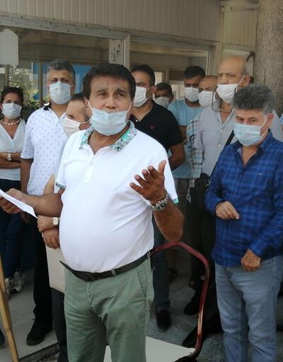 Son dakika... Mersin Büyükşehir Belediyesine grev kararı asıldı