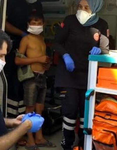 11 yaşındaki çocuk aynı yaştaki arkadaşının bıçaklı saldırısında yaralandı